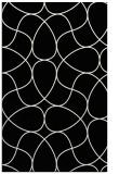 rug #1026794    black stripes rug