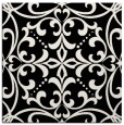 rug #1026826 | square black damask rug