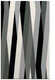 rug #1026914 |  black graphic rug