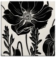 rug #1026966 | square black graphic rug