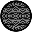 rug #1027080 | round borders rug