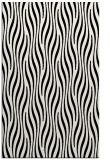 rug #1027214    black stripes rug