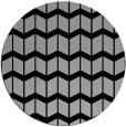 rug #1027240 | round gradient rug