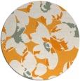 rug #102948 | round natural rug
