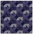rug #103389 | square blue-violet rug