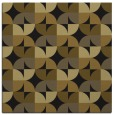 rug #103421 | square mid-brown natural rug