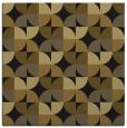 rug #103421 | square black natural rug