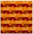 rug #103493 | square orange natural rug