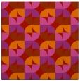 rug #103557 | square red natural rug