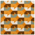 rug #103649 | square light-orange natural rug