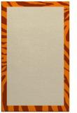 rug #1036638 |  plain beige rug