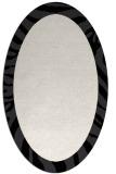 rug #1037057 | oval animal rug