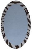 rug #1037163 | oval borders rug