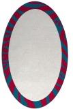 rug #1037171   oval plain rug