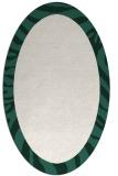 rug #1037187 | oval borders rug