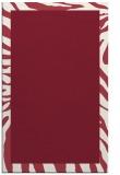 rug #1037638 |  plain pink rug
