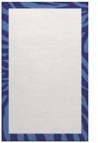 rug #1037710 |  blue borders rug
