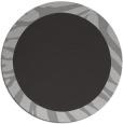 rug #1037994 | round red-orange borders rug