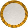 rug #1038131 | round plain rug