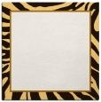 rug #1038810 | square brown borders rug
