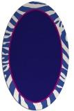 rug #1038983 | oval borders rug