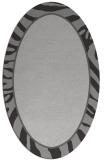 rug #1039097 | oval borders rug