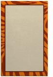 rug #1039246 |  beige animal rug