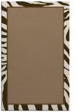 rug #1039402 |  beige animal rug