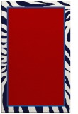 rug #1039498    red borders rug