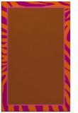 rug #1039522    red-orange borders rug