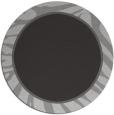 rug #1039830 | round red-orange borders rug