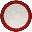 rug #1039875 | round borders rug