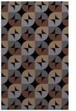 rug #104017 |  black natural rug