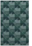 rug #104081 |  blue-green natural rug