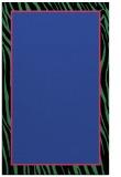 rug #1041286 |  black stripes rug