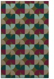 rug #104129 |  mid-brown popular rug