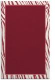 rug #1041310 |  plain pink rug