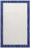 rug #1041382 |  plain blue rug