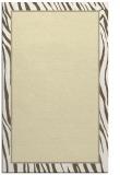 rug #1041406 |  plain yellow rug
