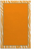 rug #1041446 |  light-orange borders rug