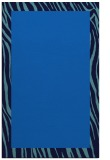 rug #1042958 |  blue stripes rug