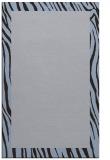 rug #1043038    plain blue-violet rug