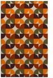 rug #104325 |  orange natural rug