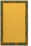rug #1043254 |  yellow borders rug