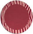rug #1043522 | round pink borders rug