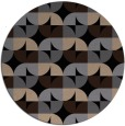 rug #104373   round beige natural rug
