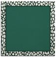 rug #1044166   square green animal rug