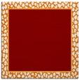 rug #1044240 | square plain rug