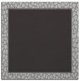 rug #1044246 | square plain orange rug