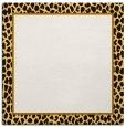 rug #1044330   square brown animal rug